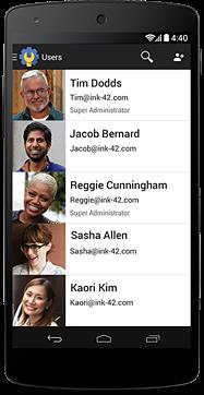Google Apps Admin Mobile