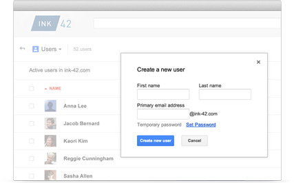 Google Apps Security