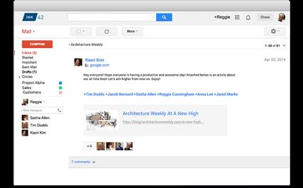 Google Workflow