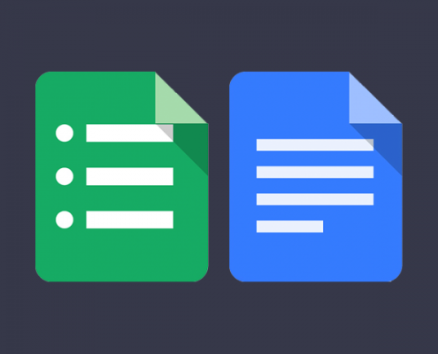 Google Docs & Sheets